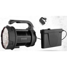 X6 Marauder Rechargeable variable-output LED Flashlight
